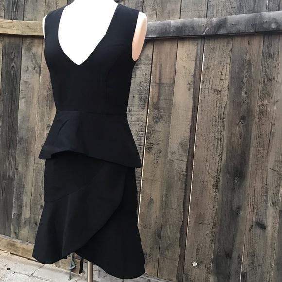 Bardot Dresses Sleeveless Black Dress Nordstrom Poshmark